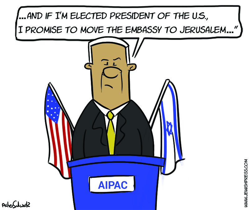 Netanyahu AIPAC Election