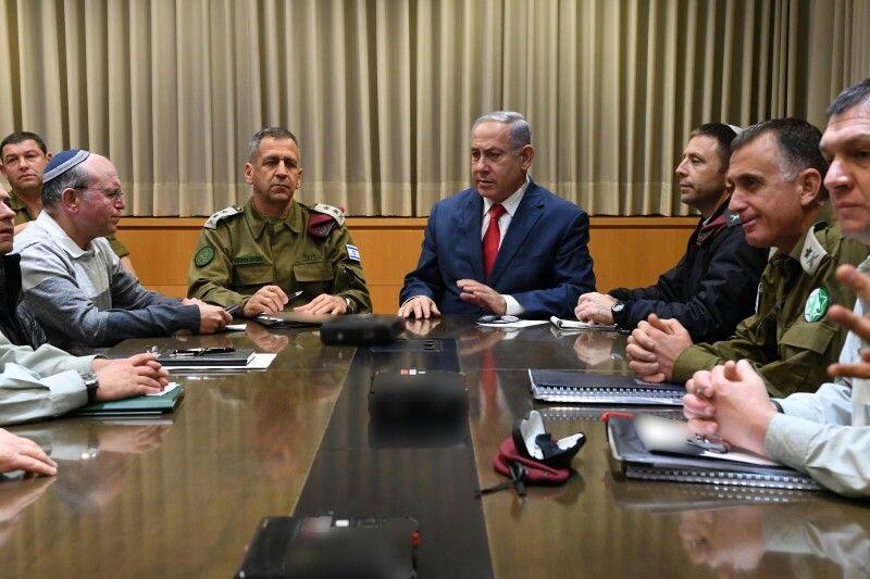 Islamic Jihad denies it's behind rockets, Egyptian delegation leaves Gaza