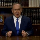 PM Netanyahu thanking America.