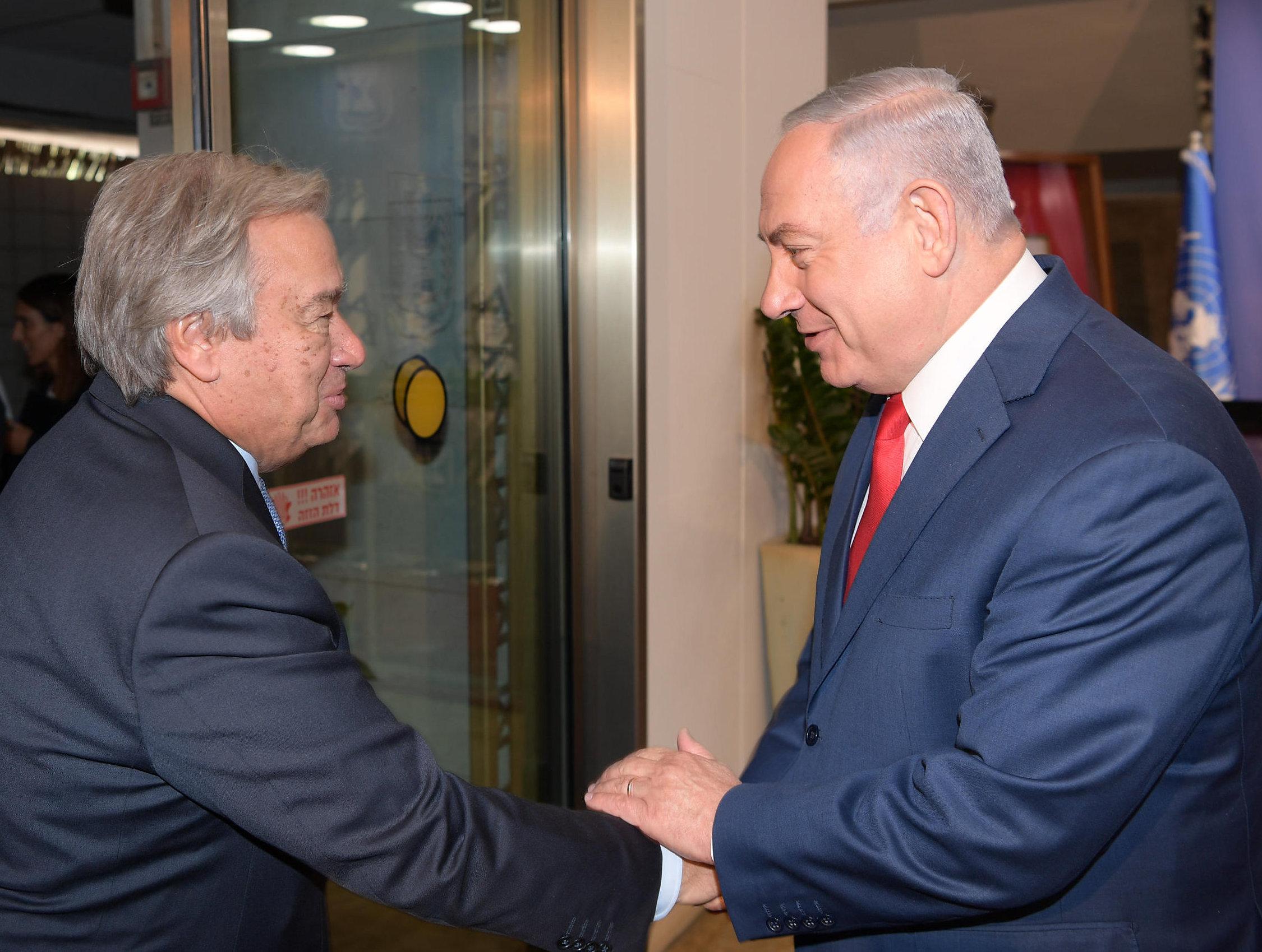 U.S. denies Kushner's team told Abbas a settlement freeze would topple Netanyahu