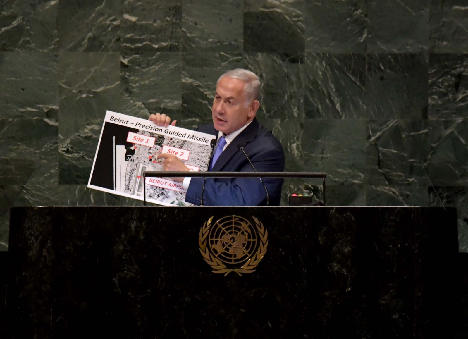 'The world will laugh at Netanyahu's anti-Iran show'