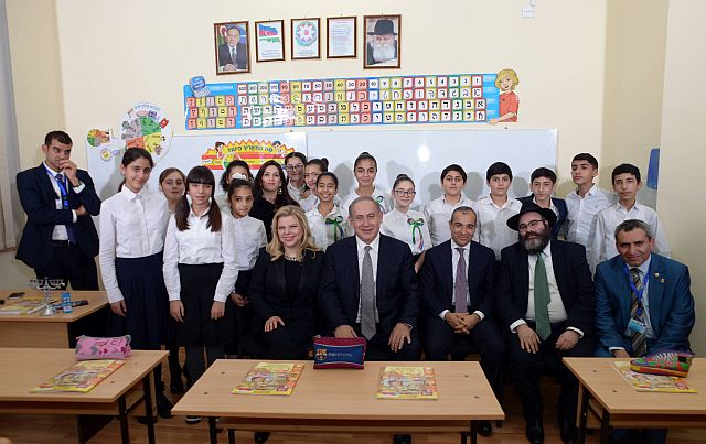Image result for jews in Azerbaijan