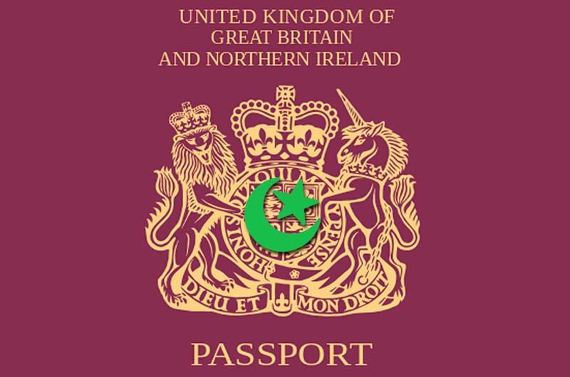 Jerusalemite Renewing her British Passport Discovers She Was Born in 'Occupied Palestine'