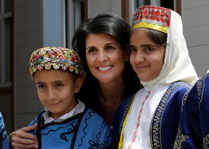 US Ambassador Nikki Haley Lambasts UN Rights Council