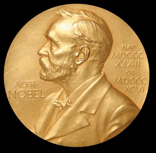 Video shows neighbor alerting MI native of Nobel Prize win