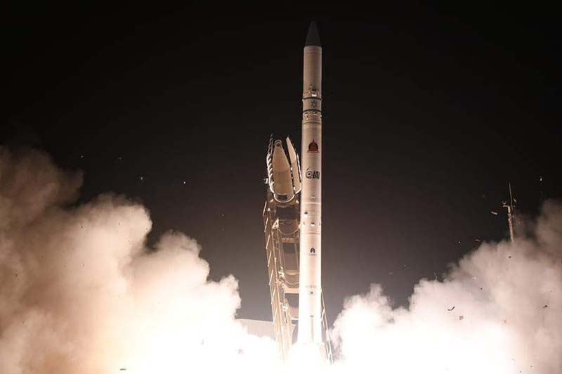 Ofek 16: Israel launches new spy satellite