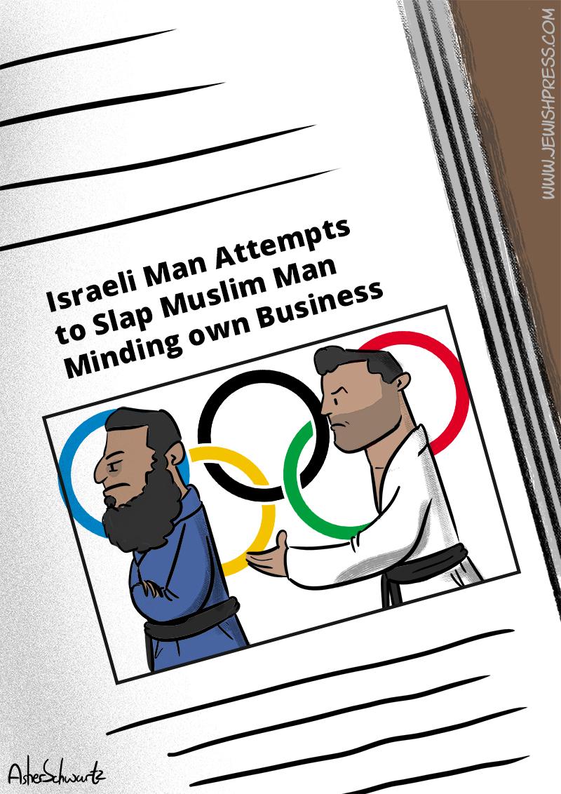 Olympic Handshake News