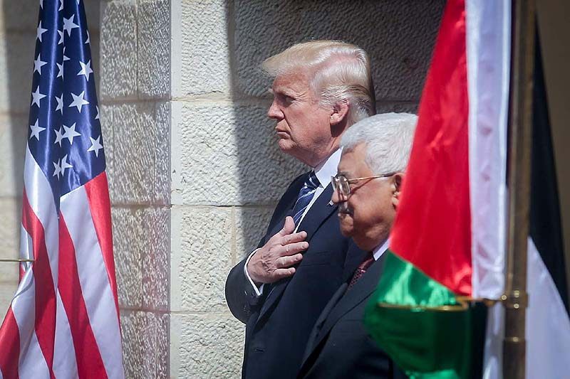 Abbas refuses to work with United States on peace efforts