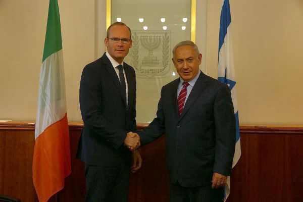 Netanyahu accuses Ireland of supporting Palestinian 'terror groups'