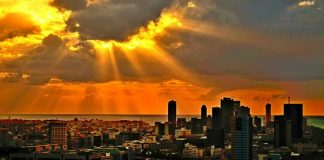 "Israel Inspired: The ""Holy City"" of Tel Aviv?!?"