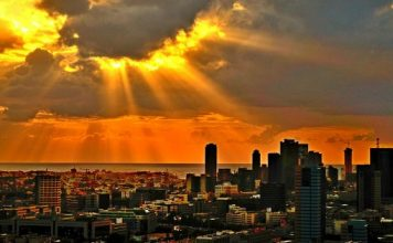 """Israel Inspired: The """"Holy City"""" of Tel Aviv?!?"""