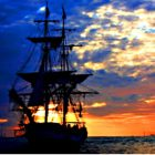 The Pilgrim may serve as a movie pirate ship