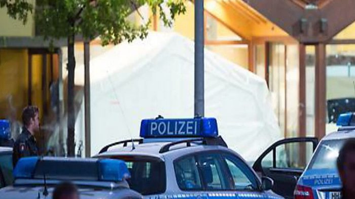 Suspected Islamist of Palestinian origin stabs man to death in Germany