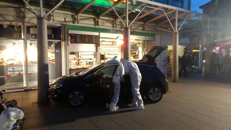 Germany: Heidelberg vehicle suspect held on suspicion of murder