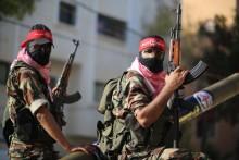 jewishpress.com - David Israel - Abbas Conducts Solidarity Meeting with Gantz's Terrorist-Designated PFLP Groups
