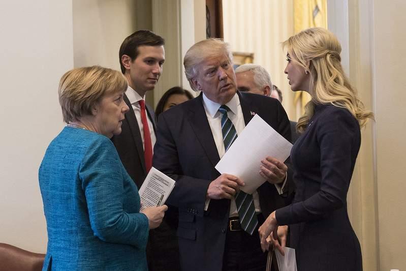 https://www.jewishpress.com/wp-content/uploads/President-Donald-Trump-talks-with-German-Chancellor-Angela-Merkel-Friday-March-17-2017-joined-by-Jared-Kushner-and-Ivanka-Trump..jpg