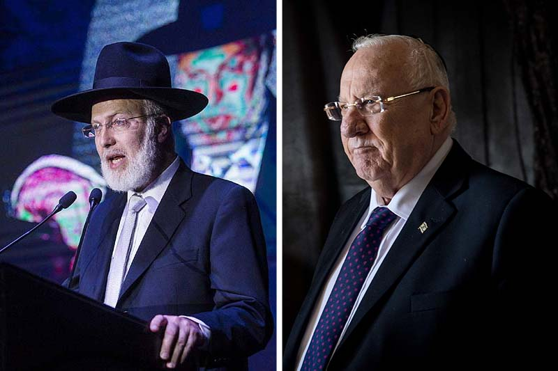 Argentina's Chief Rabbi Assaulted, Tied up in His Home