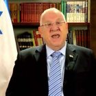 President Rivlin congratulating President Trump on his November, 2016 victory