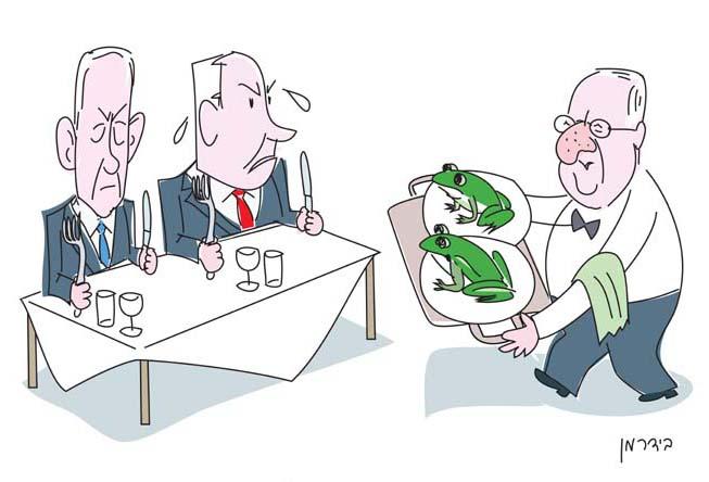 https://www.jewishpress.com/wp-content/uploads/President-Rivlin-trying-to-get-Netanyahu-and-Gantz-to-sit-together-in-a-unity-government.-Amos-Biderman-in-haaretz.jpg