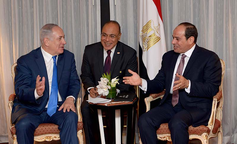 Egypt finalizing details of five-year Hamas-Israel truce