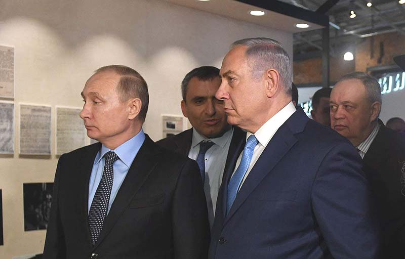 Israel's Netanyahu to meet Putin in Moscow on Thursday