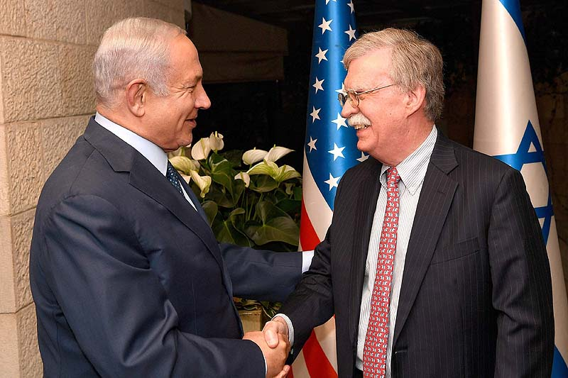 WH Ordered Netanyahu to Curb Sovereignty Speech the Day John