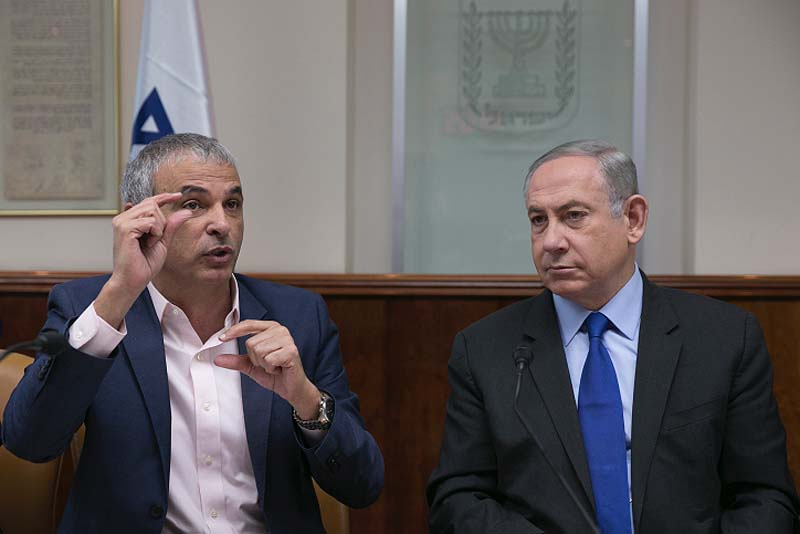 Netanyahu's rift with FM fuels talk of early Israeli election