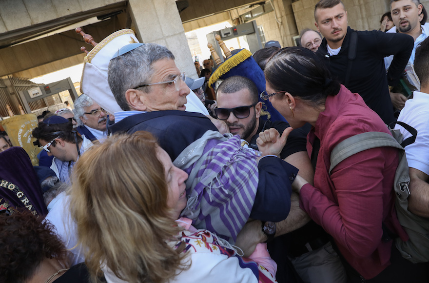 US Jews have 'convenient lives' far from rocket attacks - Israeli deputy FM