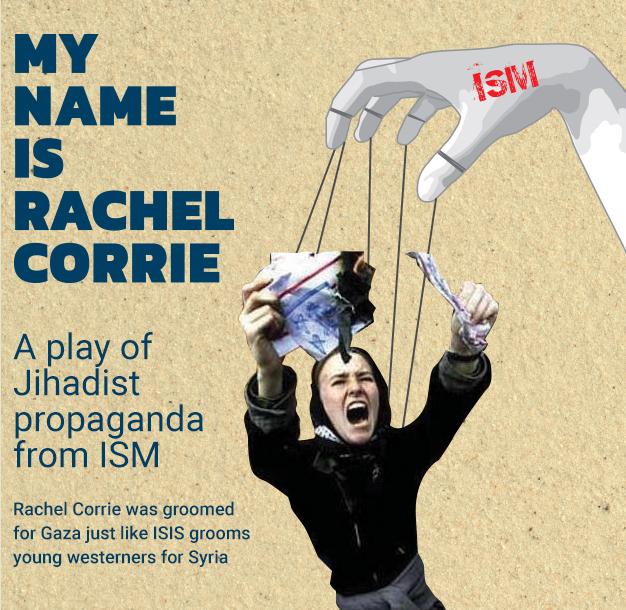 Rachel Corrie Meme 2