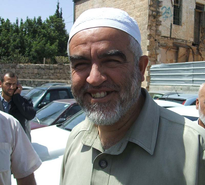 Israel arrests leader of Islamic Movement's northern branch