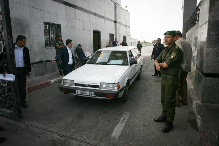 Rafah Crossing Opening