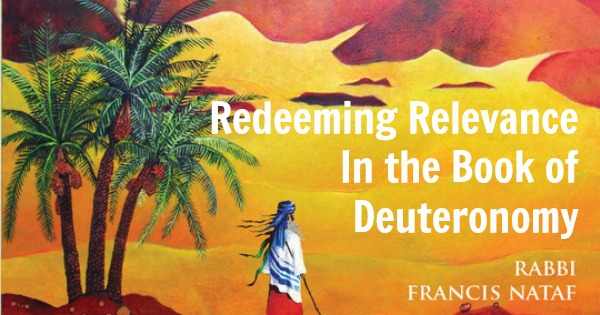 Redeming Deuteronomy - Eve Harow