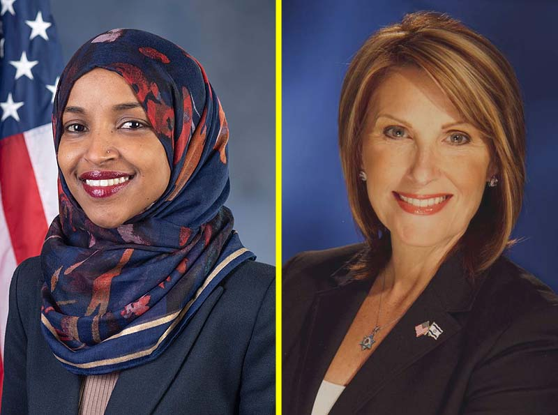Evangelical Leader Launches Campaign to Unseat Anti-Semitic Muslim Congresswoman | The Jewish Press - JewishPress.com | David Israel | 15 Adar I 5779 – February 19, 2019 | JewishPress.com