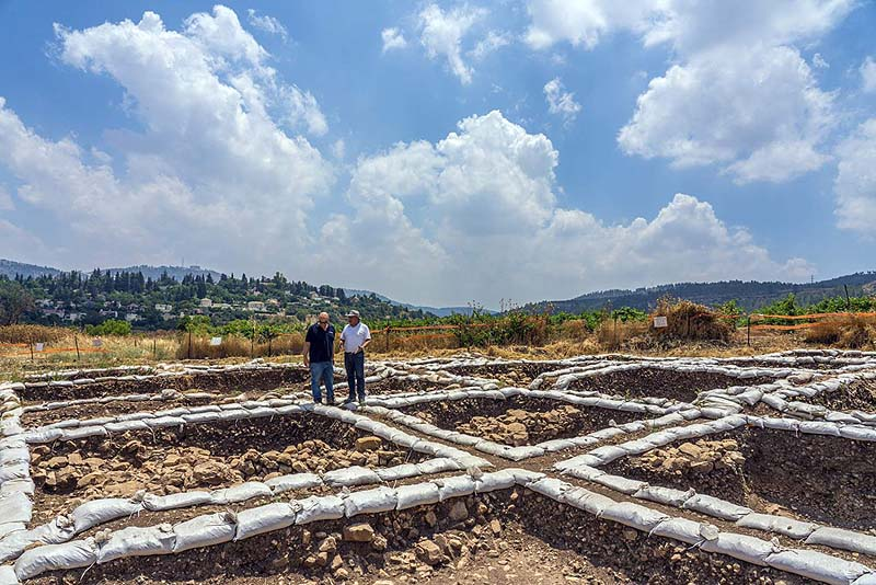 Israel Unexpectedly Discovers 9000-Year-Old Settlement