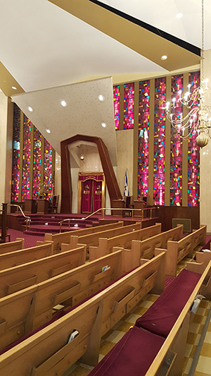 West Side Institutional Synagogue on Manhattan's Upper West Side