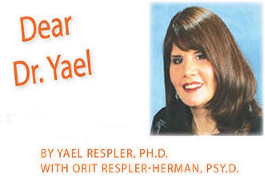 Dear Dr. Yael