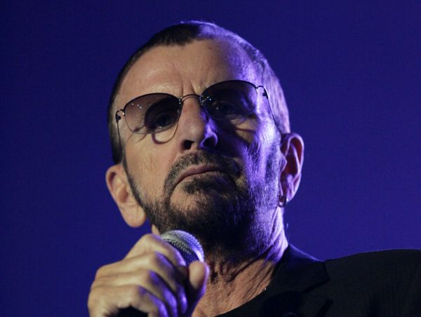 Ringo Starr Bringing More Love To Israel
