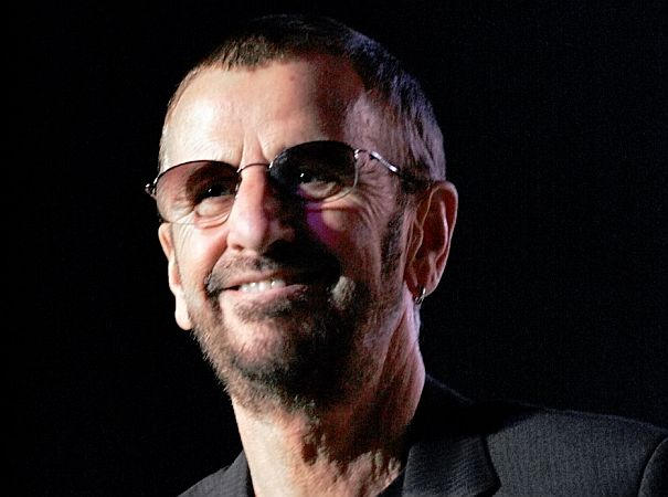 Ringo Starr Arrives In Israel