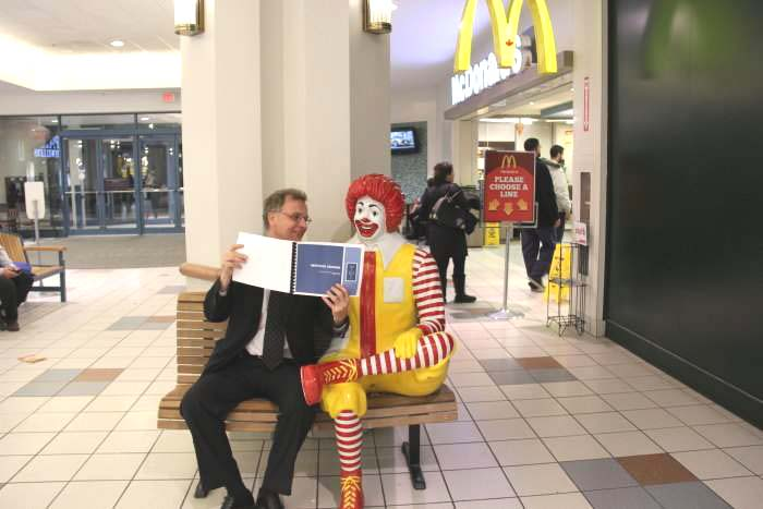 McDonald's eyes personalised menus in supersize digital push