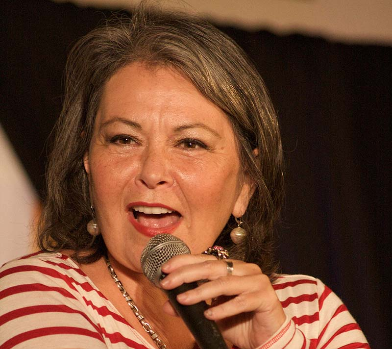 Roseanne Barr Says She's 'Probably' Going to Move to Israel