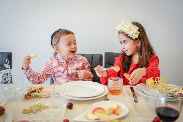Rosh Hashana Kids