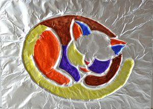 Ru 063017 Cat Foil