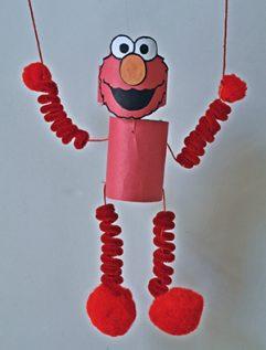 Ru 063017 Elmo Puppet
