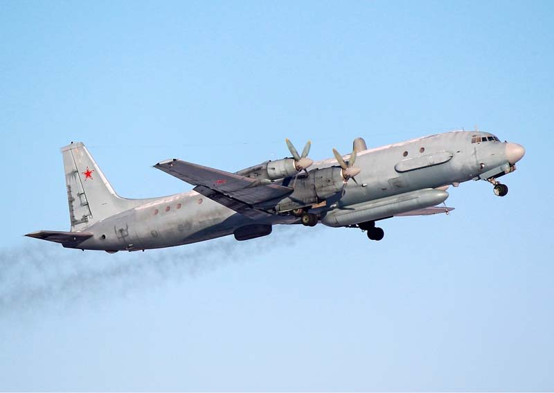 Russian Federation military jet vanishes from radar off Syria with 14 aboard