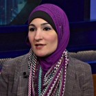 Linda Sarsour, director of the Arab-American Association of New York.