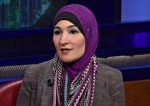 Linda Sarsour, director of the Arab-American Association of New York.