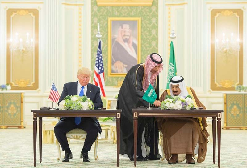 Trump's Saudi Summit Was 'a Show Without Any Value' - Rouhani