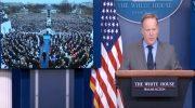 US Press Secretary Sean Spicer - Jan. 21, 2017