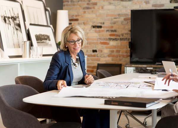 Secretary of Education Elisabeth 'Betsy' DeVos