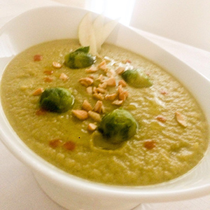 Shaul 091517 Brussel Soup